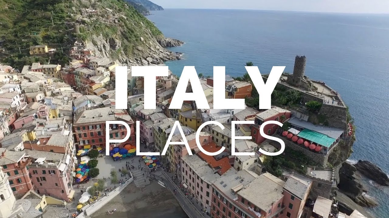 10 Best Places to Visit in Italy 2019 – Travel Video