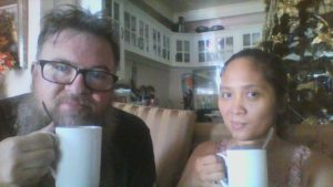 Coffee and Milo with Bill & Mercy
