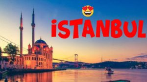 THE BEST PLACES İN İSTANBUL TO VİSİT (Drone Shooting with Amazing Song)  #İstanbul