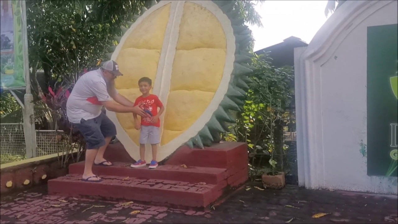 Durian Garden in Polomolok City || Outing with our Ninang and Ninong || What Did that Bird Say?
