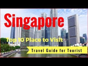 Top 10 Places to Visit in Singapore || Travel Guide for Tourist || IB TRAVEL