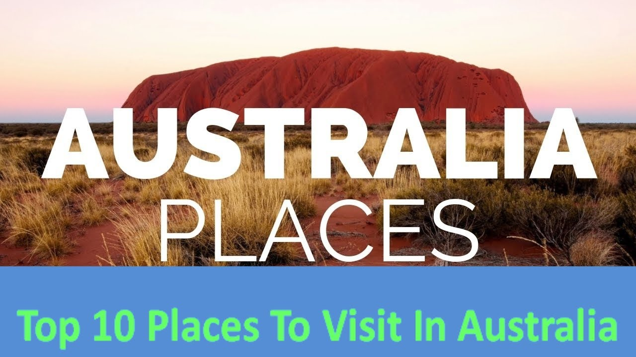 10 Best Places To Visit In Australia Travel Vlog Video #newtravelvideo